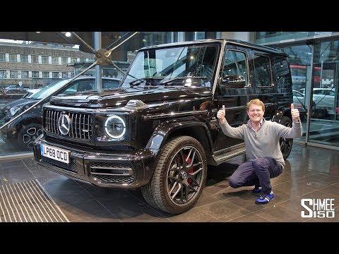 I've ORDERED a Mercedes-AMG G63!