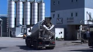 Производство товарного бетона от компании