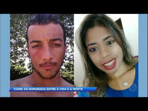 Jovem luta pela vida após ser atacada por ex-namorado ciumento