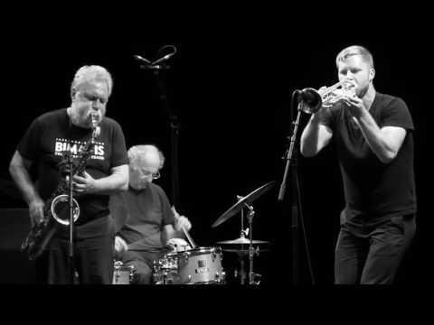 Evan Parker, Barry Guy, Paul Lytton + Peter Evans - Live in Mulhouse, France (2015)