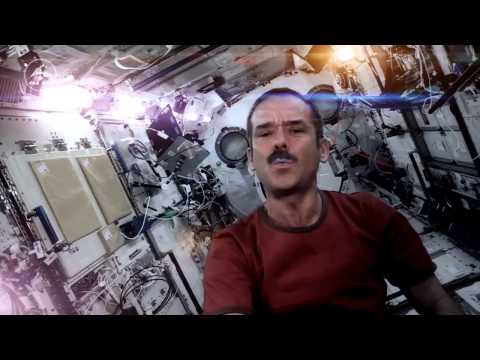 Space Oddity - First Music Video from Space  :: Zero Gravity ::