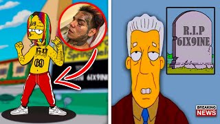10 Simpsons Predictions That MIGHT Come True in 2021