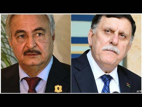 War-torn Libya plans an election