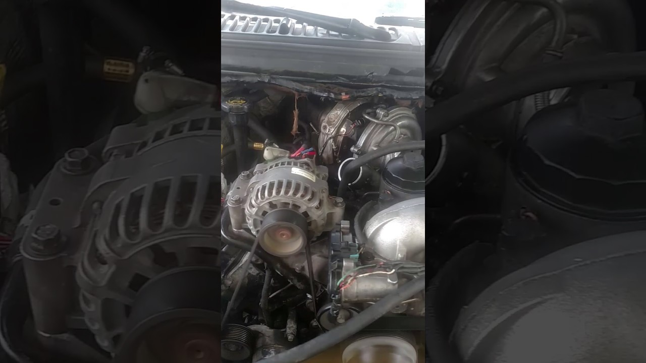 maxresdefault bad engine wiring harness on 04' 6 0 powerstroke youtube symptoms of a bad engine wiring harness at nearapp.co