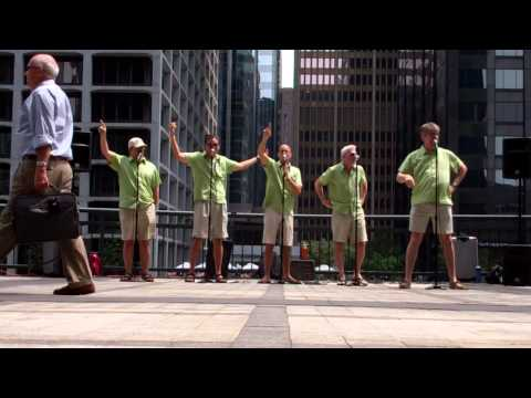 chicago voice exchange sings the