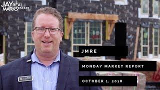 Monday Market Report: New Construction vs. Resale {10.1.18}