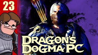 Let's Play Dragon's Dogma: Dark Arisen PC Part 23 - Of Merchants and Monsters