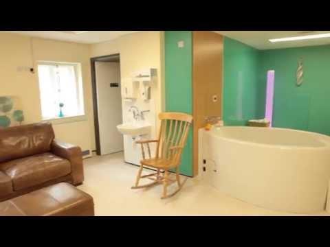 Cheltenham Aveta Birth Centre Tour