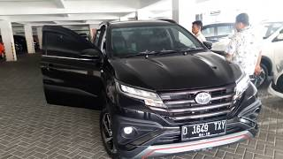 Toyota All New Rush TRD Sportivo A/T 2018 review - Indonesia