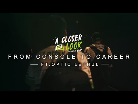 "A Closer Look - ""From Console to Career"" - Presented by Brisk"