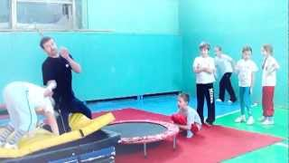 Акробатика. Самара