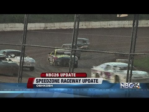 Possible Last Race at Oshkosh Speedzone Raceway
