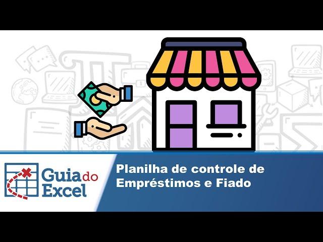Planilha de empréstimos [Excel]