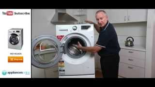 WD14024D6 8kg Front Load LG Washing Machine reviewed by expert - Appliances Online