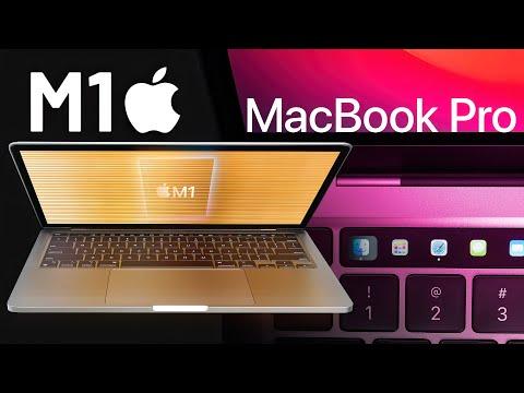 """Đánh giá chi tiết Macbook Pro M1: mất dần yếu tố """"Pro"""""""