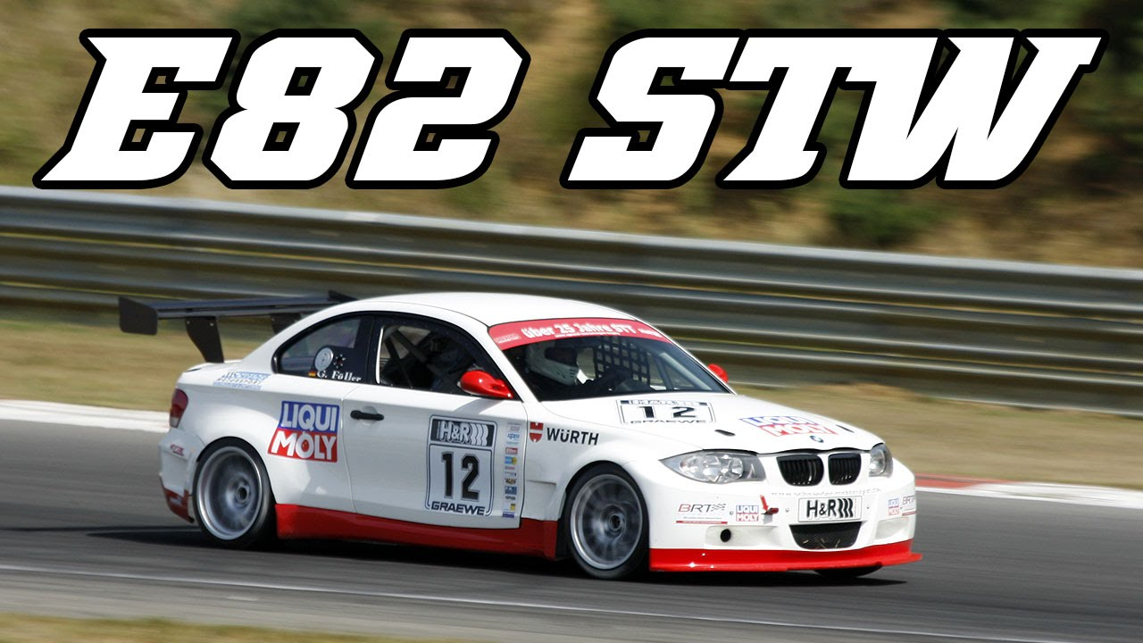 Bmw E82 Stw 2 0l High Revving Racecar Youtube