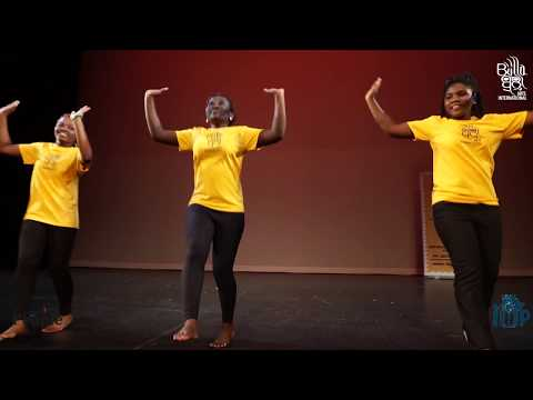 2017 Bhangra by African Girls