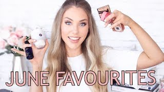 JUNE FAVOURITES // Beauty Products I am LOVING!