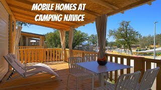 Camping Njivice: mobile homes
