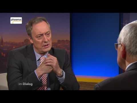 Im Dialog: Michael Krons im Gespräch mit Klaus Töpfer am 07.04.17