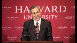 Сын уроженца Минска возглавил Гарвардский университет