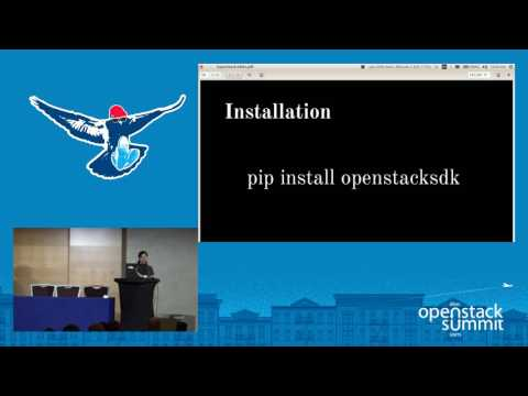Getting Started with OpenStack Python SDK