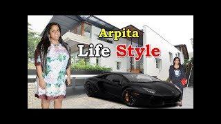 Salman Khan's Sister Arpita Khan's Lifestyle   Cars, House, Family, Income, Wiki And Biography