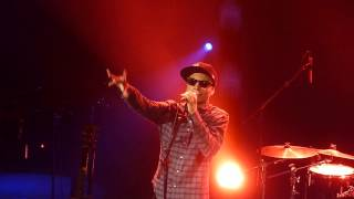 José James - It's all over your body / Blackmagic - Part 1 (Alhambra - Paris - April 24th 2013)