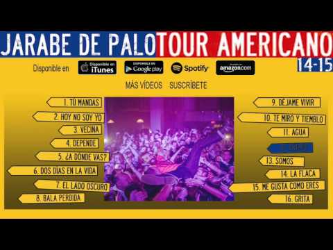 Jarabe de Palo - Bonito (Audio Oficial)