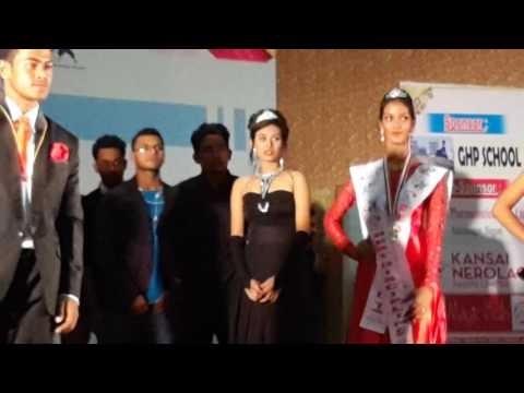 Mr & miss Birgunj 2016