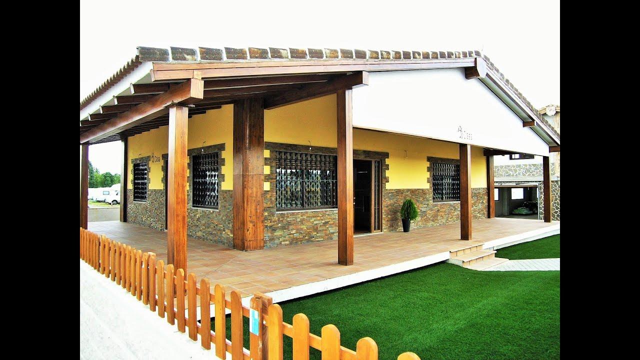 Casas prefabricadas de acero y hormigon qcasa modelo - Modelos casa prefabricadas ...