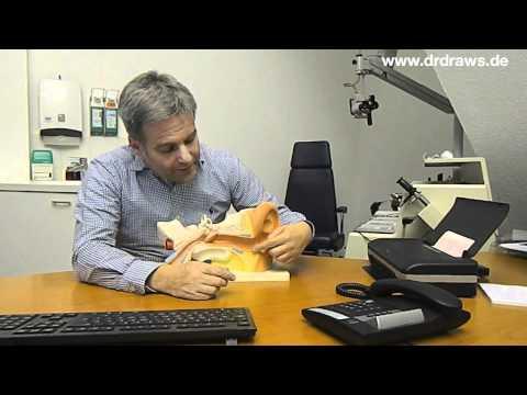 Ohren richtig reinigen - HNO Ratgeber Dr. Draws