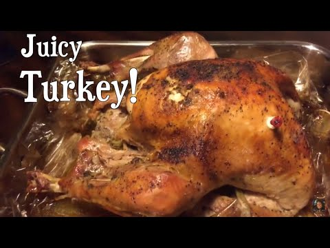 How To Make A Juicy Turkey