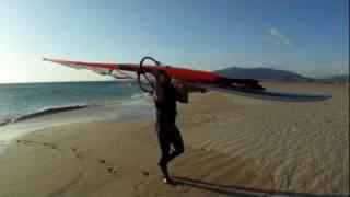 Windsurfing Speed Record - Gabor Varga