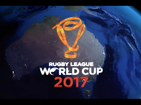 Rugby League World Cup 2017 Launch