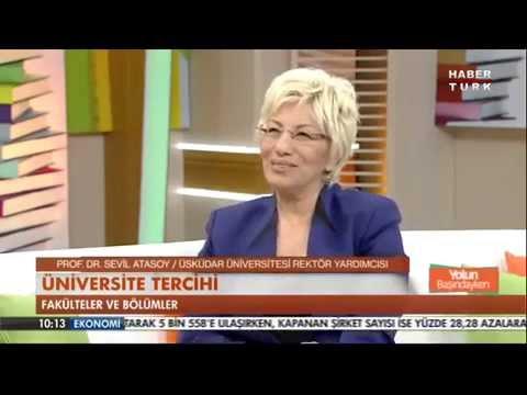 Üsküdar Üniversitesi ve Sunduğu İmkanlar HABERTÜRK TV