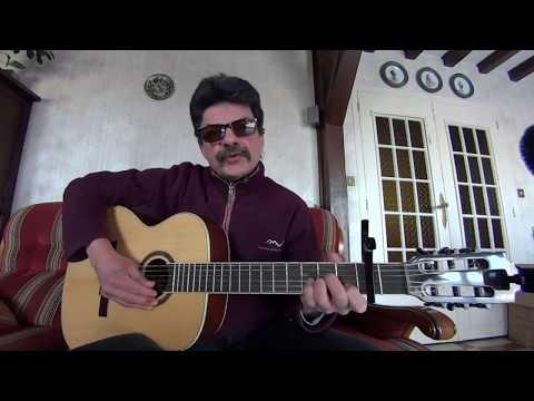 Don Juan GEORGES BRASSENS cover guitare mp3