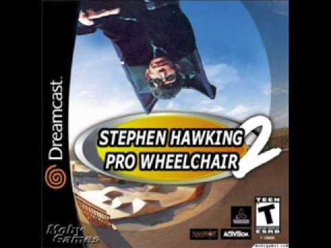 Stephen Hawking Sings Karaoke