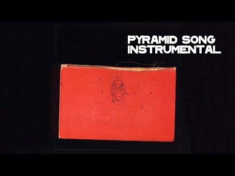 Pyramid Song (instrumental + sheet music) - Radiohead