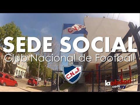 Sede Club Nacional de Football | laabdon.com.uy