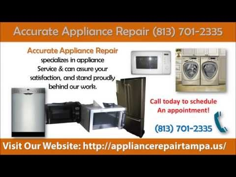 Thumbnail for Tampa Appliance Repair Service Video