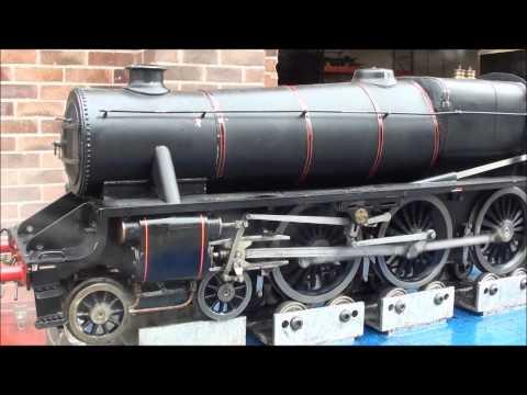 3 1 2 inch gauge Black 5 - YouTube