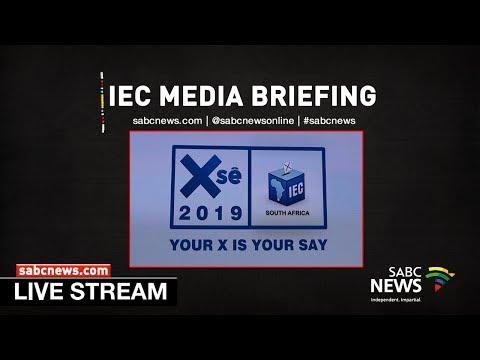 IEC Media Briefing, 20 March 2019