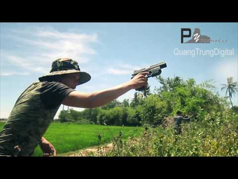 Trích đoạn phim Lửa Đạn 1 (fires & bullet 1) viet nam film
