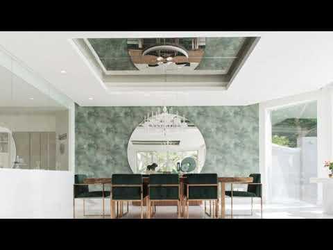 Best Garden Home Villa Interior in Palm Jumeirah, Dubai