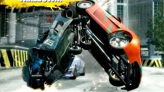 Burnout Paradise Car Crash Compilation #3