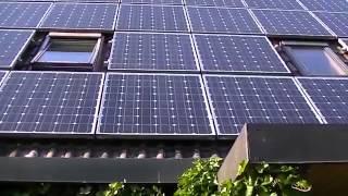 35 11 10 Энергия солнца  Как это делается в Европе