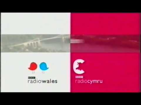 BBC Radio Wales / Radio Cymru promo - 2003