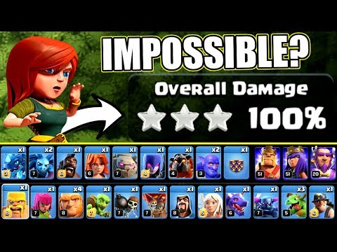 EVERY SINGLE TROOP vs TOWN HALL 12! - 3 STAR STRATEGY!! - Clash Of Clans
