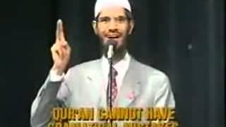 Terdapat Kesalahan Dalam Al-Quran ? Dr - Zakir Naik